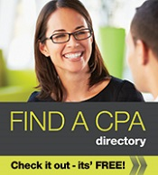 Find a CPA Directory