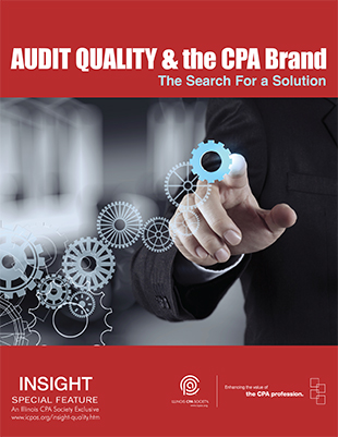 2015 INSIGHT Special Feature - Audit Quality