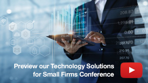 Technology Solutions for Small Firms