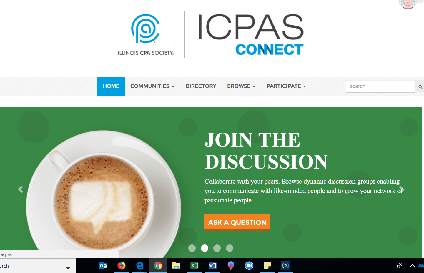icpas connect image