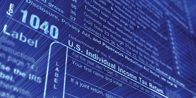 Is the New IRS Form 1040 Still too Taxing?